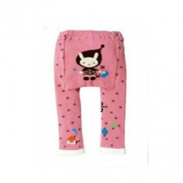 Souked Cute Cartoon Animal Style Baby Kids Cotton Leggings PP Pants Series C