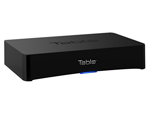 Tablo 4-Tuner Digital Video Recorder [DVR] for Over-The-Air [OTA] HDTV with Wi-Fi for LIVE TV Streaming
