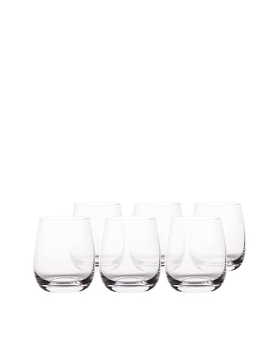 BergHOFF Set of 6 Chateau 15.5-Oz. Whisky Glasses