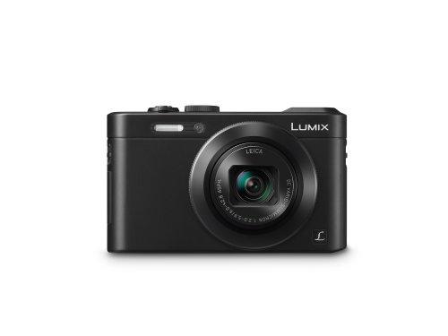 Panasonic DMC-LF1EB-K  Lumix Compact Digital Camera - Black (12.1MP) 3.0 inch LCD