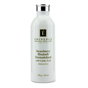 Strawberry Rhubarb Dermafoliant 120G/4.2Oz
