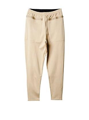 adidas Pantalón Deporte Standard 19 (Beige)