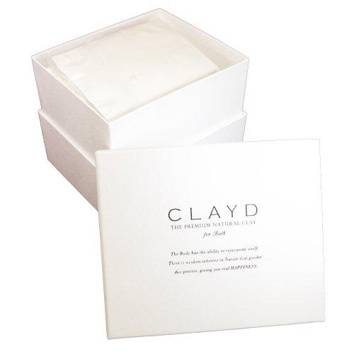 CLAYD For Bath(クレイドフォーバス)3WEEKS