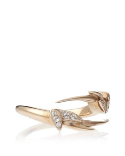 Elizabeth and James Golden Audubon Ring
