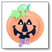 Pumpkin Plate Craft Kits
