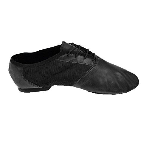 Starlite Nero Agility Jazz scarpa Split Sole 5L
