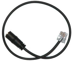 Headset Buddy: Ip Headset Adapter For 2.5Mm Headset, Rj9/Rj10/Rj22 Headset Plug Adapter (01-Ph25-Rj9A)