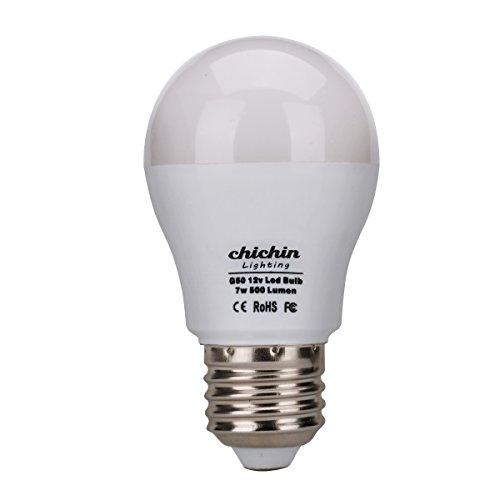 12 Volt Led Bulbs Rv Lights: ChiChinLighting® E26 Screw Base 12 Volt AC/DC 5.6 Watt RV