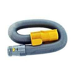 New Dyson Aftermarket DC07 All Floors Hose Silver/Yellow #904125-14