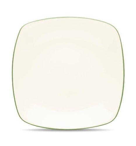 Noritake Colorwave Square Platter, 11-3/4-Inch, Apple Green