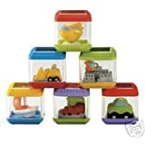 Fisher-Price Peek-a-Blocks - Vehicle Fun