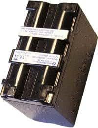 Batterie type SONY NP-F970, 7.2V, 6600mAh, InfoLithium®