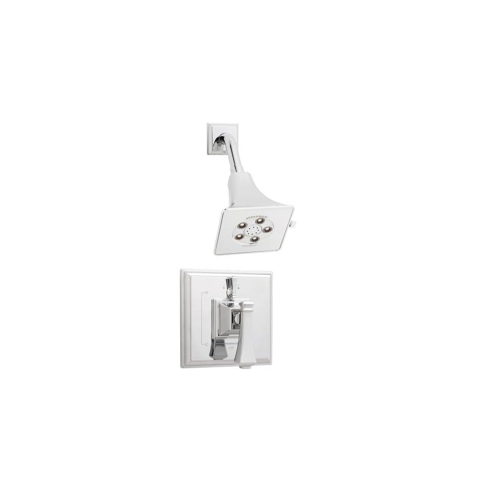 Speakman SM 8410 P Rainier Pressure Balance Valve and Trim in Shower Combination in Polished Chrome