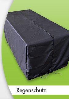 Wetterschutz für essella Polyrattan Lounge Orlando