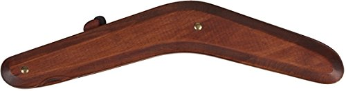 Fender Jackknife Wood Guitar Stand, Cherry