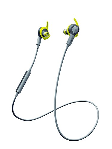 Jabra SPORT COACH (Yellow) Wireless Bluetooth Earbuds for Cross-Training - Retail Packaging