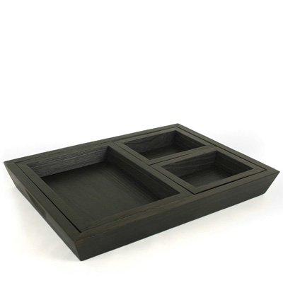 Modern Reclaimed Wood Tray