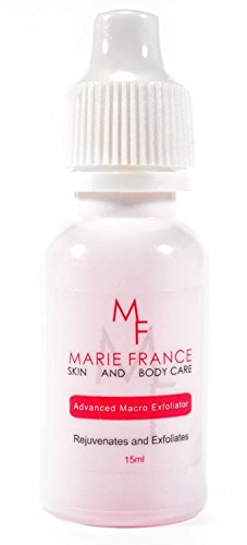 3 Marie France Advanced Macroexfoliator Skin Peeling Oil 15ml - Whitens Dark Butt, Inner Thighs and Bikini Area