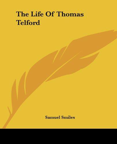 The Life of Thomas Telford (Slave Narratives)