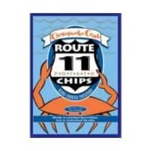 Route 11 Potato Chips Chesapeake Crab, 2-Ounce Bags (Pack of 30)