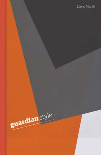 Guardian Style: Third edition