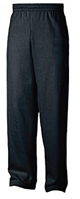 Lids Team Sports® 504 Youth Open Bottom Sweatpants (Call 1-800-327-0074 to order)