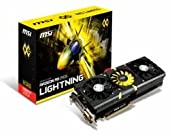 MSI R9 290X LIGHTNING グラフィックスボード 日本正規代理店品 VD5300 R9 290X LIGHTNING