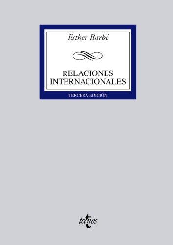 Relaciones internacionales (Derecho - Biblioteca Universitaria De Editorial Tecnos)
