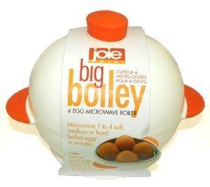 Msc International Egghead Microwave Egg Boiler - Boiley - 4 Eggs