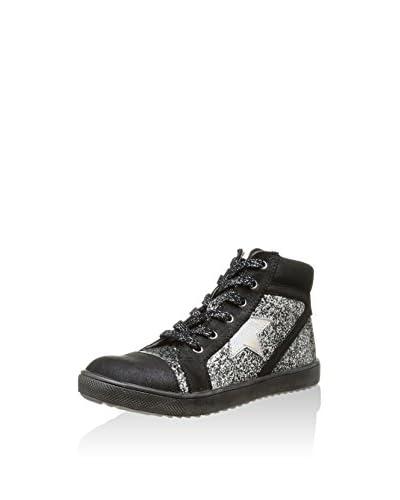 Ramdam Sneaker Alta [Grigio/Nero]