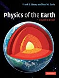 Physics of the Earth (0521873622) by Stacey, Frank D.