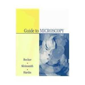 Guide To Microscopy