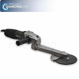 Hardin HCG-6200 Fillet Corner Seam Weld Low Profile Grinder and ...