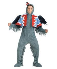 Wizard of Oz Flying Monkey Costume Adult