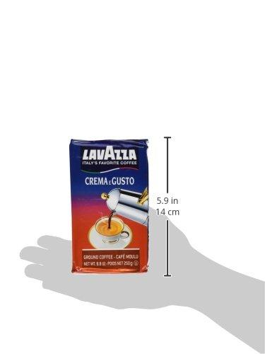 how to prepare lavazza crema e gusto