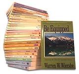 "Warren Wiersbe's ""Be"" Series (27 Volumes in print) on CD - NEW !"