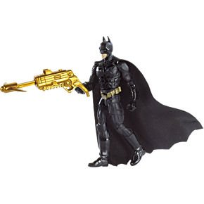 Batman The Dark Knight: Grapnel Launcher - 1
