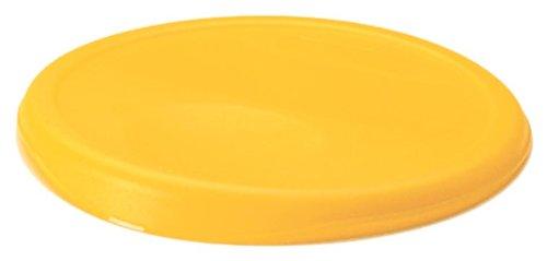 Boîte de conservation ronde.