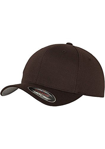 Flexfit Wooly Combed brown S/M