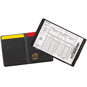 Kwik Goal Referee Wallet (Red Card Soccer compare prices)