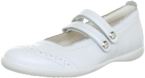 Däumling Anni Ballet Flats Girls White Weià (weiss) Size: 36