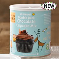 Dancing Deer Double Dark Chocolate Cupcake Mix