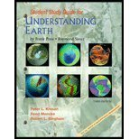 Study Guide for Understanding Earth, Third Edition (0716741229) by Kresan, Peter L.