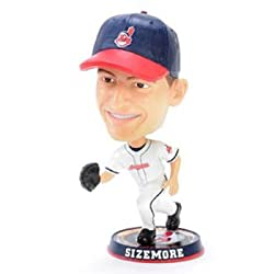 Grady Sizemore Cleveland Indians MLB 09 Big Head Bobble