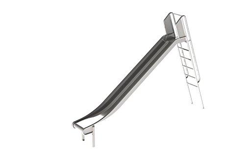 b+t RT-11095 0900 1000 Rutsche mit Leiter / freistehend / aus V2A / mit Querstange am Einstieg / Podesthöhe: 90 -100 cm / Breite: 50 cm / Länge: ca. 200 cm online bestellen