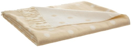 Northpoint Home Collection Delux Knobhill Acrylic Throw, Ivory front-893238