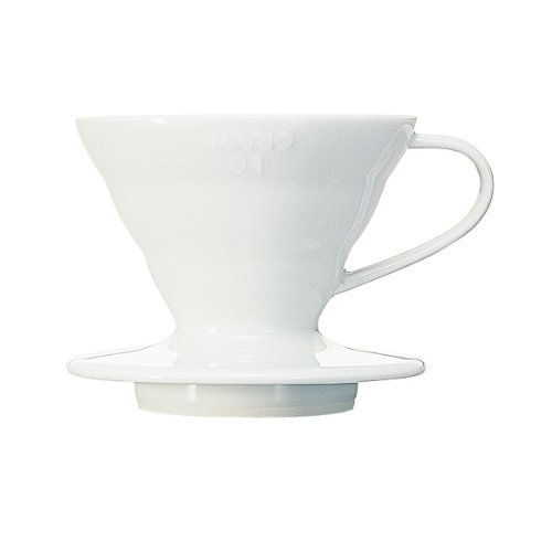 Hario V60 01 Coffee Dripper, Ceramic