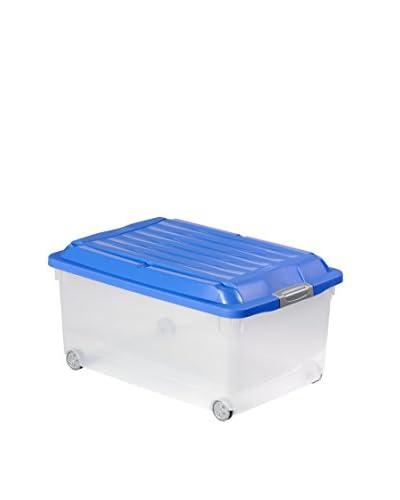 Curver Caja Con Ruedas Clickfit 55L