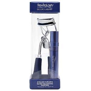 RevitaLash Deluxe Lash Curler Set, 3.0 ml