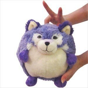 "Mini Squishable Wolf (7"") from Squishable"